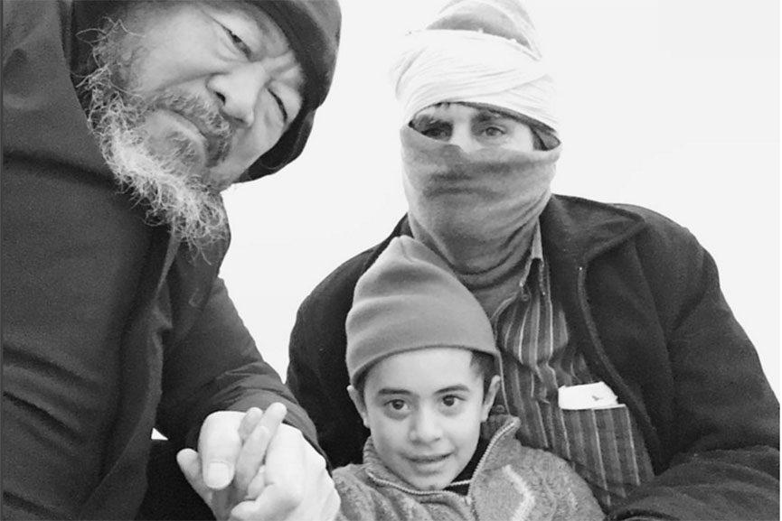 Ai Weiwei Lesvos