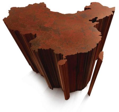 Ai Weiwei-Map Of China-2009
