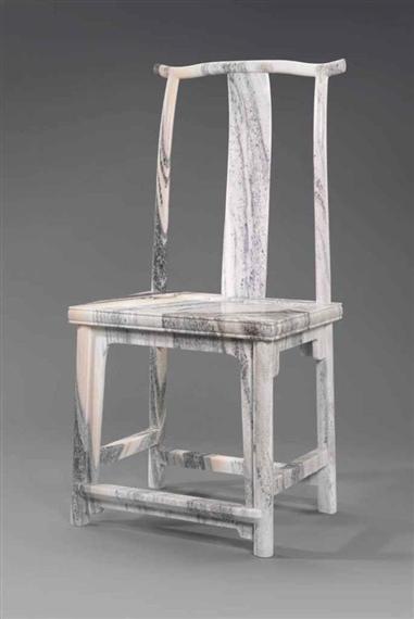 Ai Weiwei-Marble Chair-2008