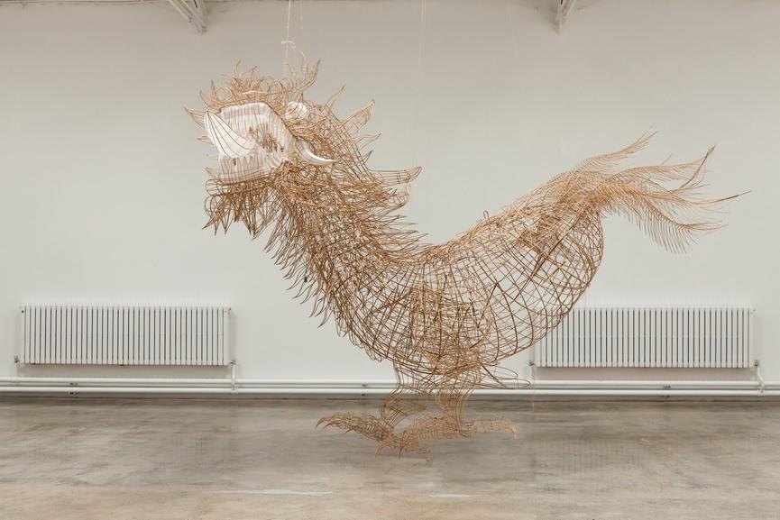 Ai Weiwei - Niao shen long shou shen