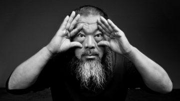 Ai Weiwei - Portrait