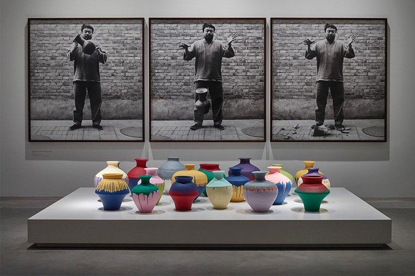 Ai Weiwei - Ruptures (Installation View)