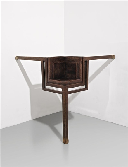 Ai Weiwei-Table with Three Legs-2009