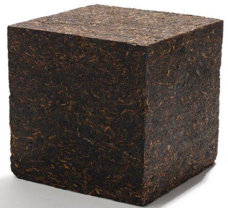 Ai Weiwei-Tea Brick-2008