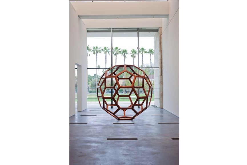 Ai Weiwei - Untitled, Divine Proportion, 2006