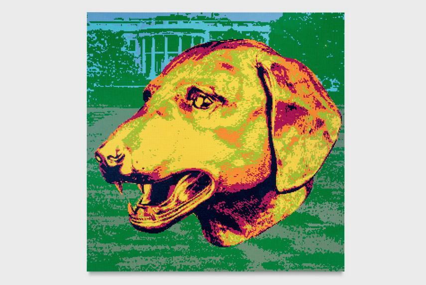 Ai Weiwei - Zodiac Dog