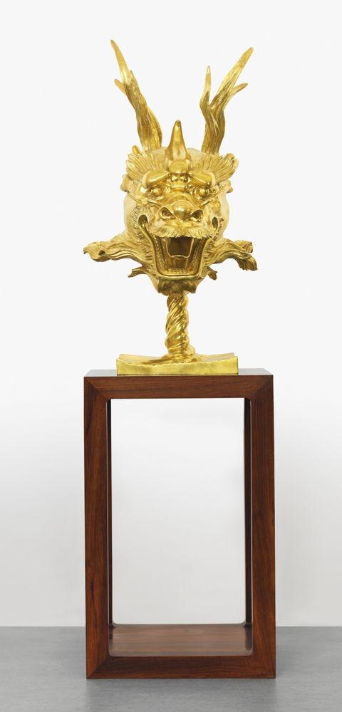 Ai Weiwei-Zodiac Head - Dragon-2010