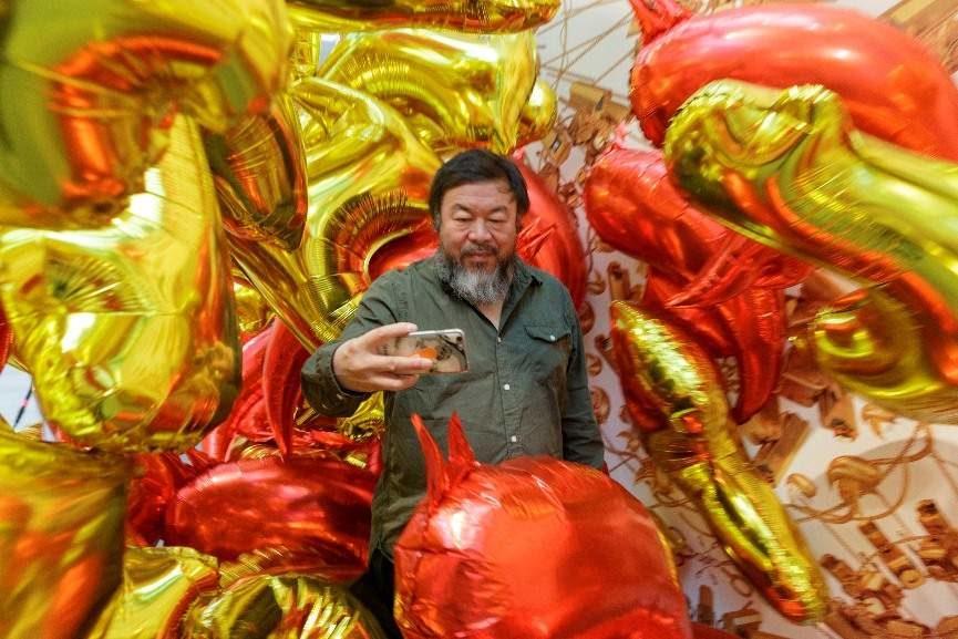 Andy Warhol Ai Weiwei music