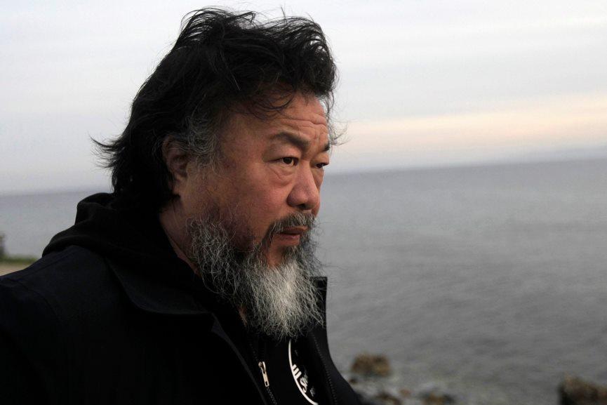 Ai Weiwei refugee