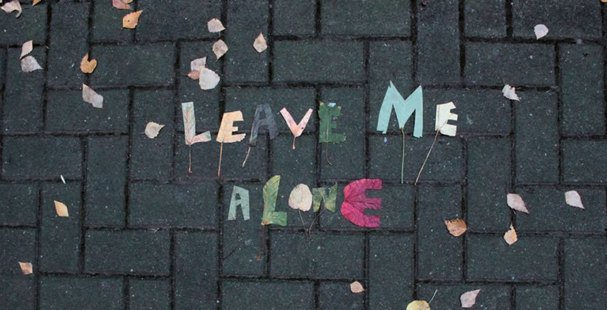 Aida Gomez - Leave Me Alone, 2016