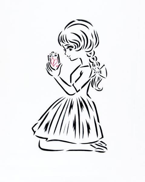 Lady Aiko-Untitled-