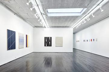 Alain Biltereyst, Leaving the House at Jack Hanley Gallery, 2019