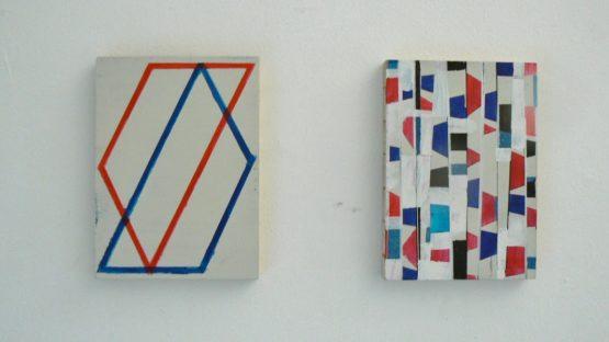 Alain Biltereyst - Two Artworks - Image via bpcom