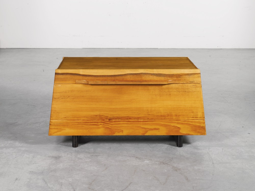 Alan Peters - Chest-1990