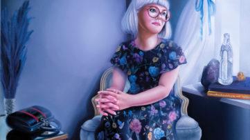Alannah Farrell - L.E.S. (Marina), 2019 (detail)