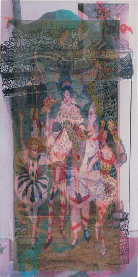 Albert Oehlen-Untitled-2000