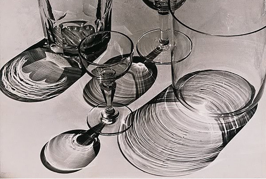 Albert Renger-Patsch - Glasses, 1927