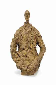 Alberto Giacometti-Homme au blouson (Diego)-1953