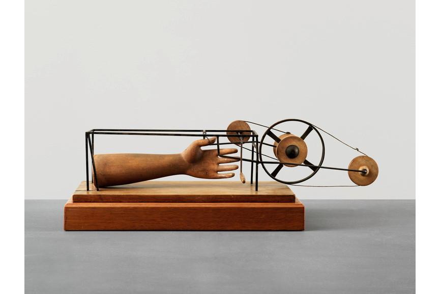 Alberto Giacometti - Main prise