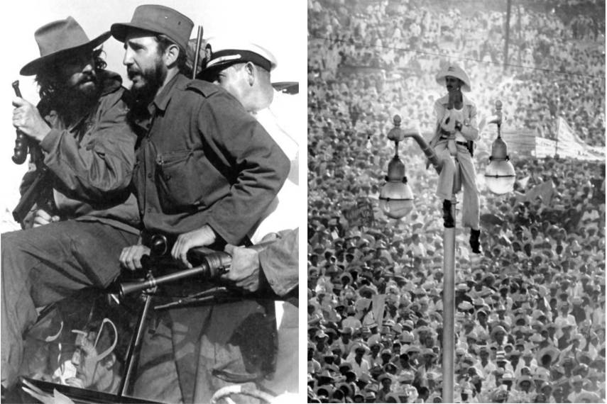 Italian publisher and intellectual Giangiacomo Feltrinelli was responsible that photo of Che Guevara became famous
