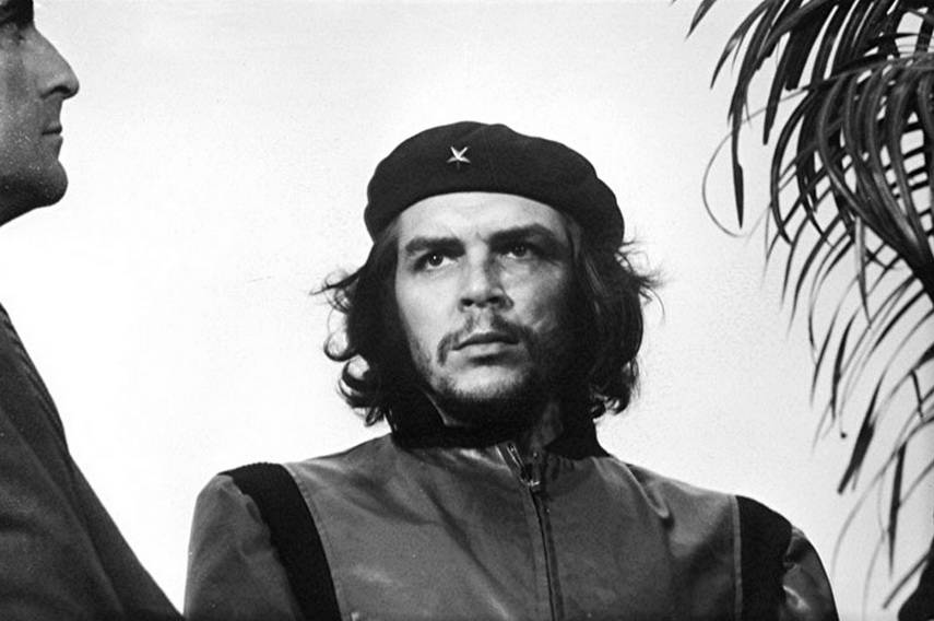 His photograph Guerrillero Heroico is one of the most staggering and famous portraits in history