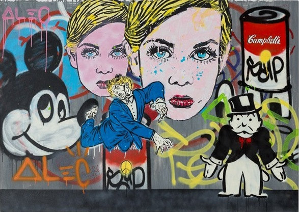 Alec Monopoly-Disaster in the D...-2011