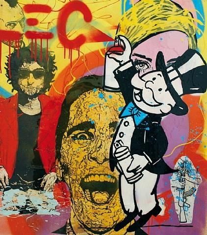 Alec Monopoly-Graffiti Scene-2012