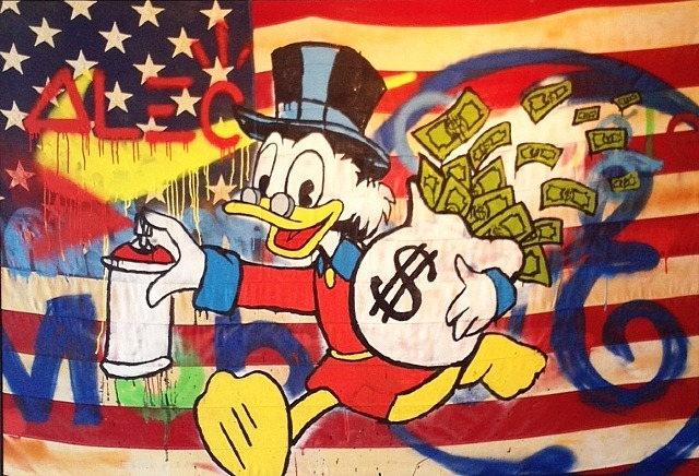 Alec Monopoly-Scrooge Flag-2013