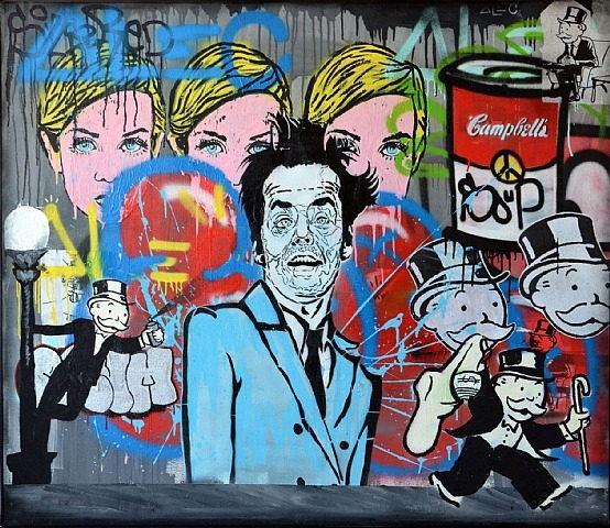 Alec Monopoly-Street Scene-2011