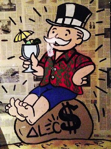 Alec Monopoly-Vacation Monopoly-2014