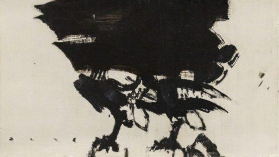 Alejandro Obregon - Estudio para Condor , 1987 (detail)