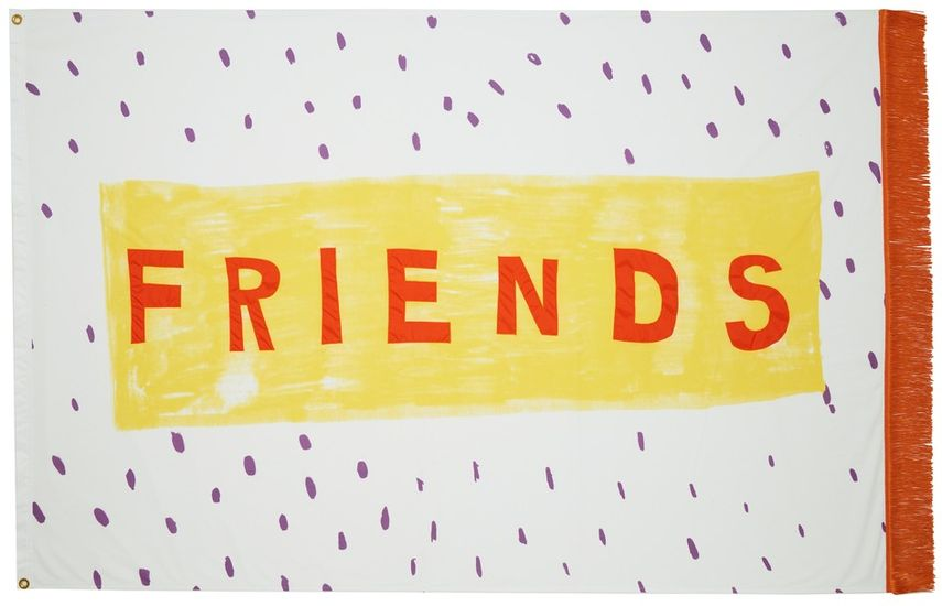 Alex Da Corte - Friends (For Ree), 2017
