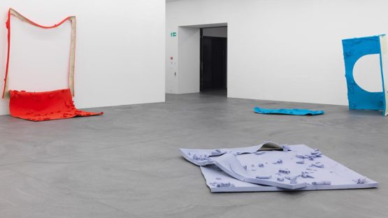 Alex Hubbard at Eva Presenhuber