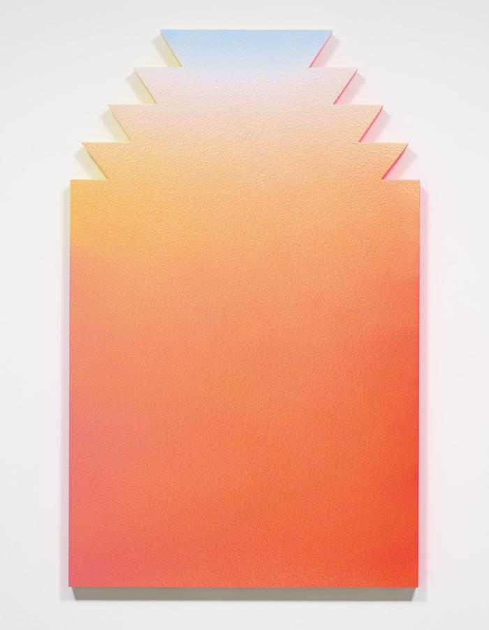 Alex Israel-Untitled (Flat)-2011