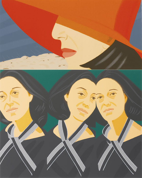 Alex Katz-Alex And Ada, The 1960S To The 1980S-1990