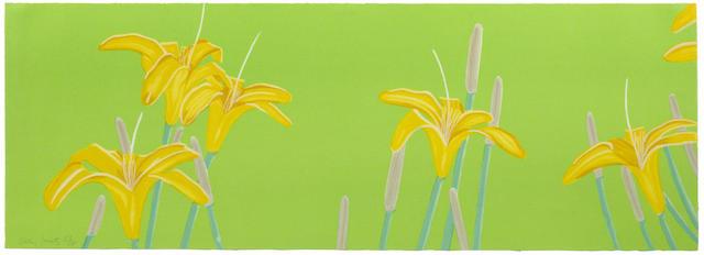 Alex Katz-Day Lilies-1992