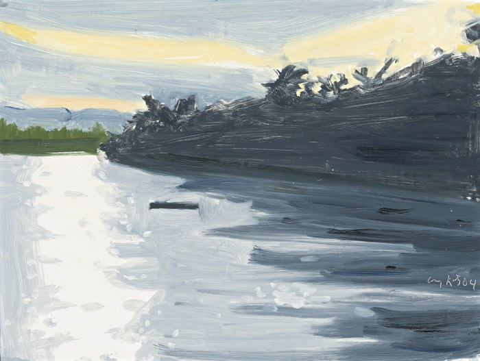 Alex Katz-Raft 6 -30Pm-1904