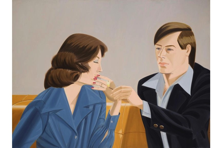 Alex Katz - The Light I, 1975