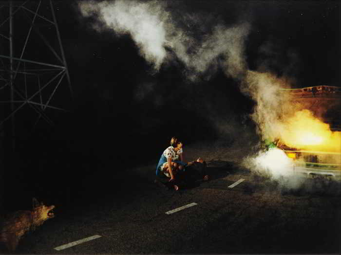 Alex Prager-11:45pm, Griffith Park-2012