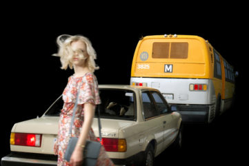 New Narratives by Alex Prager at Lehmann Maupin