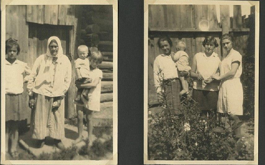 Alexander Artway - People of Gomel - 1937