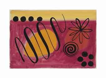 Alexander Calder-Follow the Flow-1960