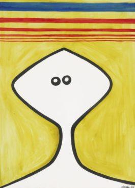 Alexander Calder-Head-1944