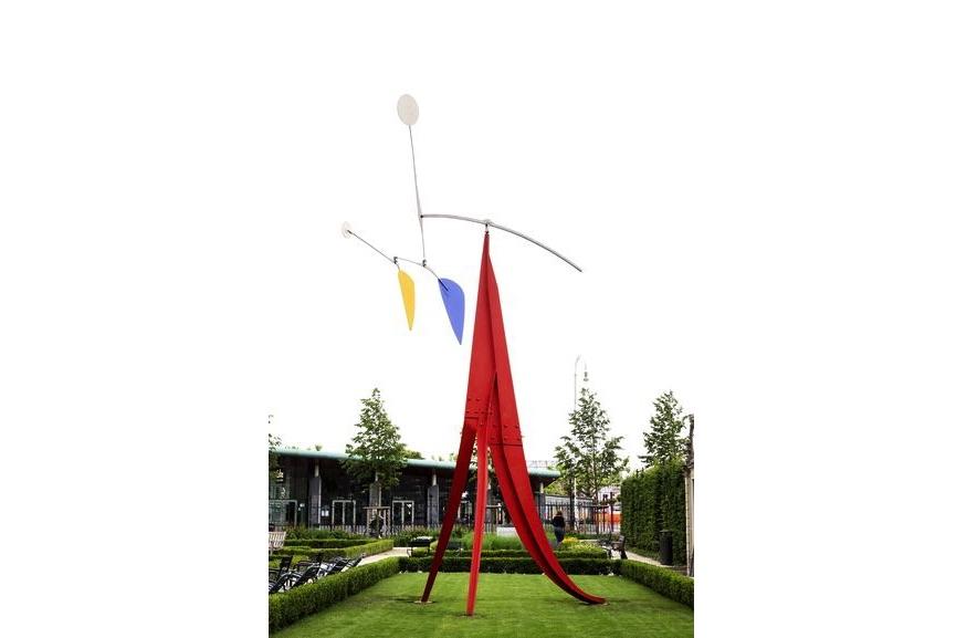 Alexander Calder - Janey Waney, 1969