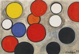 Alexander Calder-Nenufar-1974