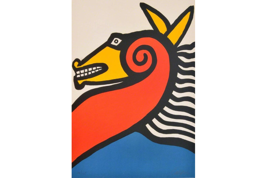 Seahorse, 1975
