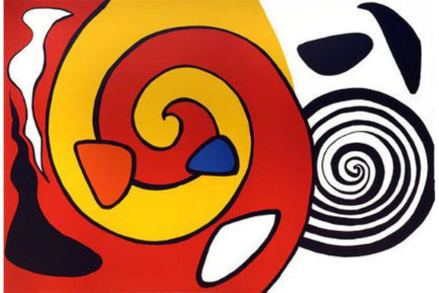 Spirals and Forms, 1965