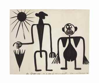 Alexander Calder-Untitled-1946