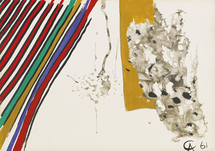 Alexander Calder-Untitled-1961