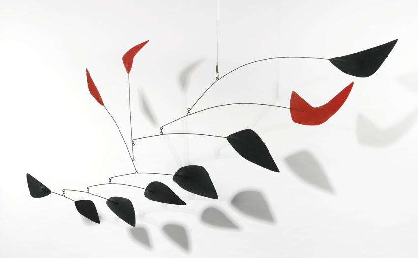 Alexander Calder - mobile